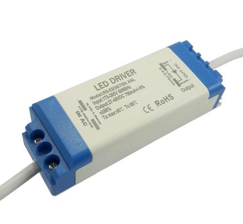 Блок питания 750ма 36вт 28-48в RS-EB3675N ANL драйвер тока светодиодов 8475