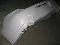 Бампер задний без отв. п/трон. два выхлопа Mazda 6 08-10