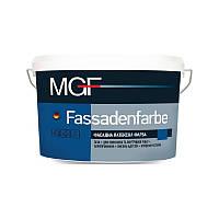 Краска фасадная латексная MGF Fassadenfarbe M90, 7 кг