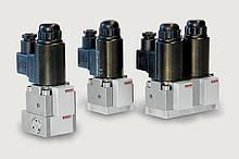 Направленные седельные клапаны типа WVH700 Bieri