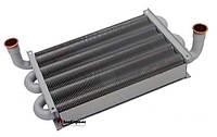 Главный теплообменник на газовый котел Ariston CLAS, GENUS, BS, EGIS PLUS 24 CF65104247