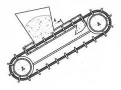Скребковый транспортер своими руками
