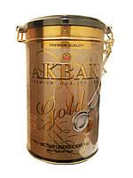 "Чай  Акбар ""Золото"" FBOP  450 г ж/б, фото 1"