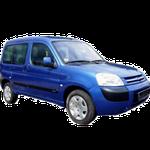 Багажник на рейлинги Citroen Berlingo 1996-2008 гг.