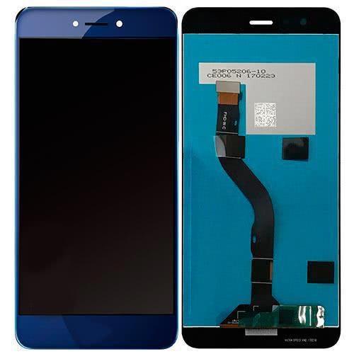 Дисплей для Huawei P8 Lite 2017 (PRA-L11/PRA-L21)/Honor 8 Lite/GR3 (2017) с тачскрином синий Оригинал