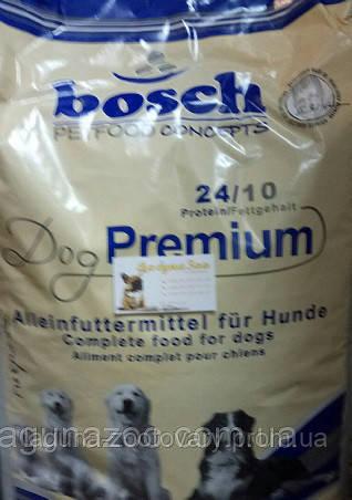 Дог Премиум  20кг, сухой корм для собак, Bosch Dog Premium, доставка