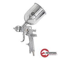 Краскопульт Intertool PT-0109 HVLP 1.4мм