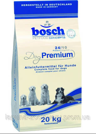Дог Премиум  20кг, сухой корм для собак, Bosch Dog Premium, доставка, фото 2
