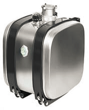 Бак масляный 120 литров (на раму) алюминий LIWA Hydraulics