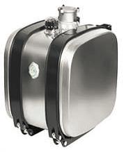 Бак масляный 160 литров (на раму) алюминий LIWA Hydraulics