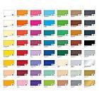 Бумага цветная Folia 130 г/м2, 50 x 70, бирюзовая, фото 2