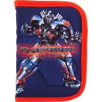 """Пенал 1 отделение 2 отворота """"Transformers""""  TF18-622-2"""