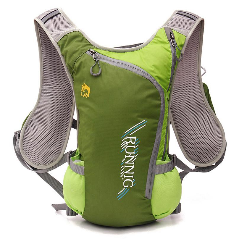 Рюкзак для гидратора Hasky 10L зеленый