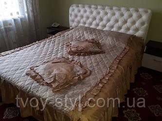 Обивка кровати Днепропетровск