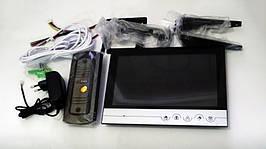 Современный видео домофонV90RM-M1 монитор с функцией записи видео