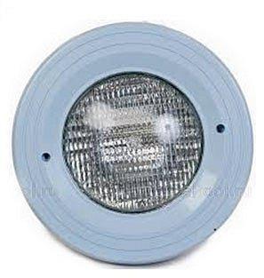 Прожектор подводный галогенный Procopi 300 Вт/12V голубой цвет для пленочного бассейна (карк. опалубки)