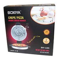 Электропечь для приготовления пиццы и хлеба Boxiya Crepe/Pizza maker BXY-1265!Скидка