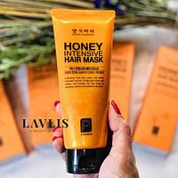 Интенсивно питательная медовая  маска для волос  Daeng Gi Meo Ri Honey Intensive Hair Mask