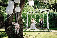 Свадебный декор. Декорирование свадеб.