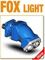 Насос аксіально-поршневий ISO (108 куб см) лівий HYDROCAR FOX LIGHT 108 з наклонним блоком