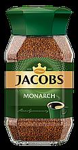 Кава розчинна Jacobs Monarch 190г скло