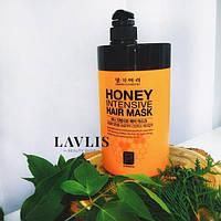 Интенсивно питательная медовая  маска для волос  Daeng Gi Meo Ri Honey Intensive Hair Mask 1000 ml