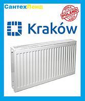 Стальной Панельный Радиатор Krakow 22 500x400