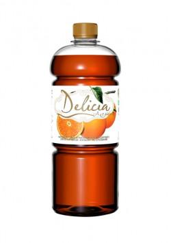 Сироп Delicia Апельсин 750 мл  (ПЭТ)