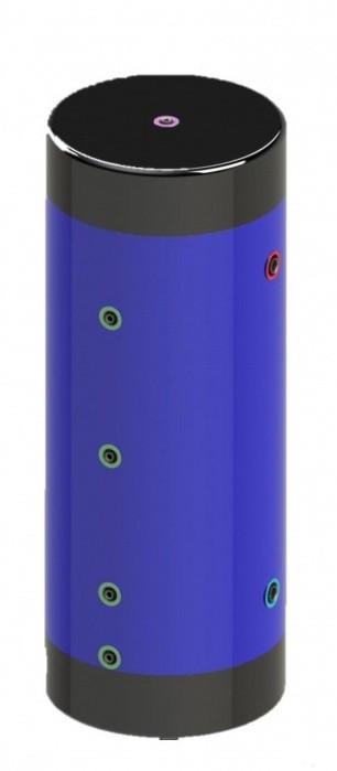 Теплоаккумулятор ЕАН-01-400 с изоляцией KHT-Heating