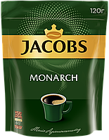 Кофе растворимый Jacobs Monarch 120г пакет