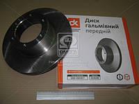 Диск тормозной ГАЗ 3302 передний d=100мм (пр-во Дорожная карта), фото 1