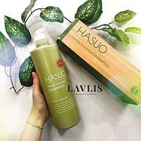 Шампунь для укрепления и против выпадения волос  Hasuo PL Cosmetic