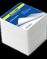 Блок бумаги для заметок 90х90х1100л.,Люкс BM.2219