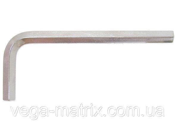 Г-подібний шестигранник направляючий нікельований DIN ISO 2936 10 мм WGB Німеччина