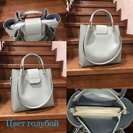 Модные большие женские сумки 2-в-1, фото 2