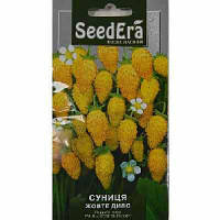 Семена земляники Желтое чудо 0,05г SEEDERA