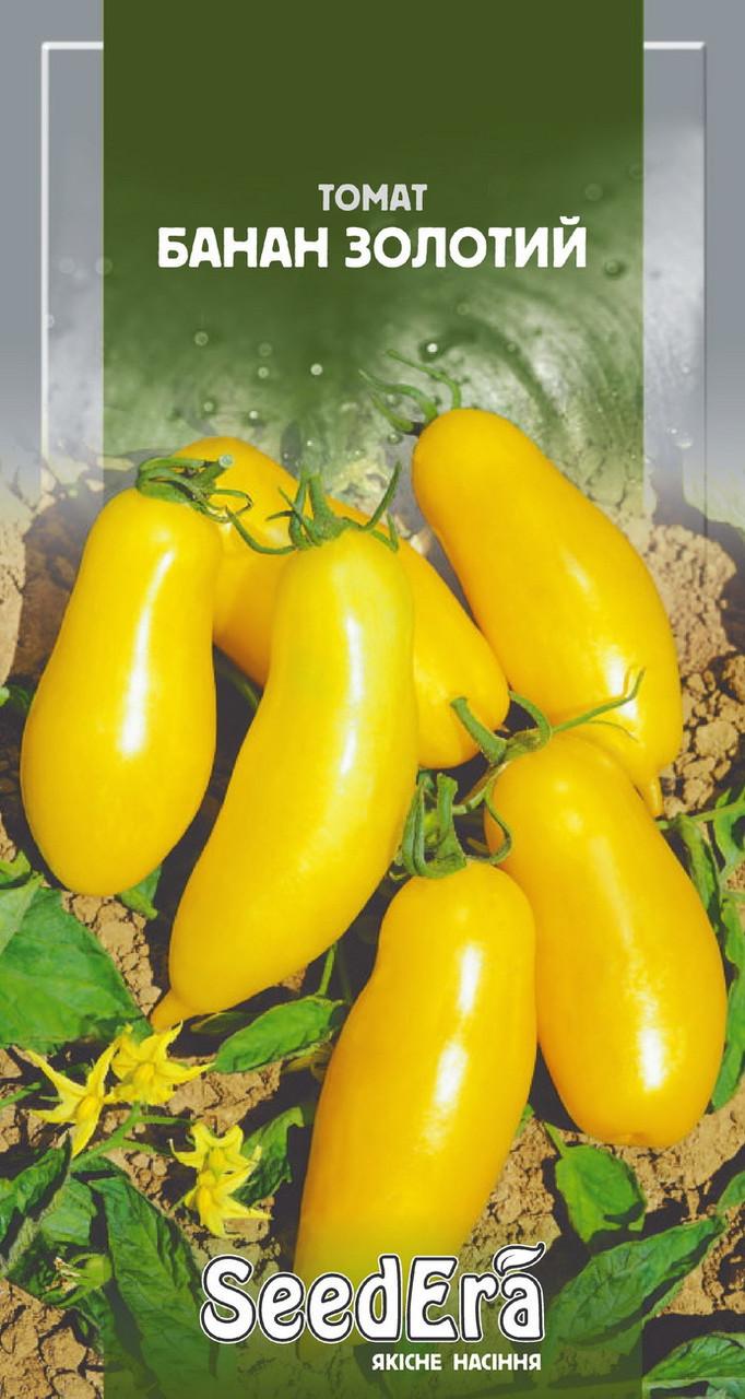 Семена томата Банан золотой 0,1г SeedEra