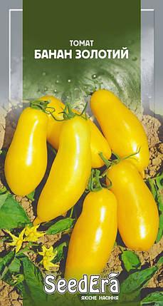 Семена томата Банан золотой 0,1г SeedEra, фото 2