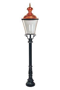 Уличный парковый фонарь Veno