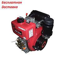 Двигатель Weima WM178FE-T (шлиц, вал 25мм)