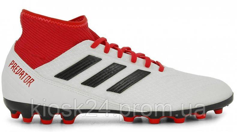 Футбольные бутсы adidas Predator 18.3 AG