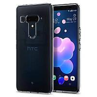 Чехол Spigen для HTC U12 Plus Liquid Crystal, фото 1