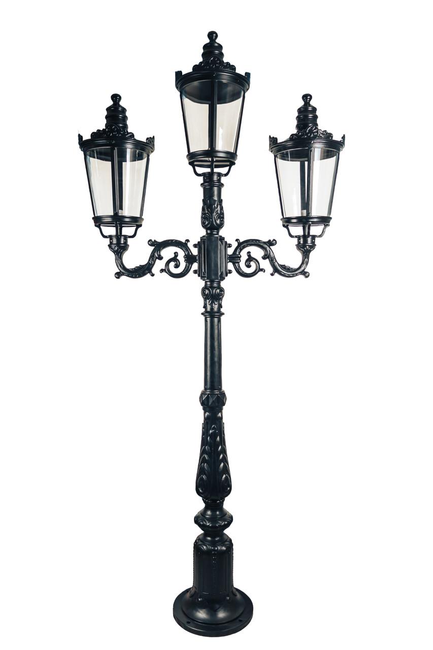 Декоративный парковый фонарь Belgia