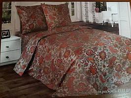 Комплект постельного белья полуторный  САТИН Восточная роскошь