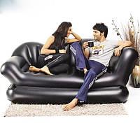 Надувной диван Air Lounge Comfort Sofa Bed!Скидка