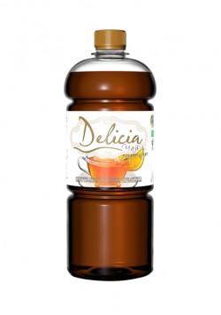 Сироп Delicia Чай с лимоном 750 мл (ПЭТ)
