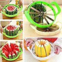 Fruit Slicer нож для нарезки арбуза, дыни!Скидка