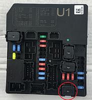 Блок предохранителей подкапотный большой левый Nissan Leaf ZE0 SL тип W1 284B73NA1A, 284B7-3NA1A, тип U1 284B7-3NA0A, 284B73NA0A Разные или одинаковые????