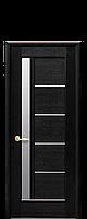 Полотно Грета ПВХ DeLuxe с сатином от Новый стиль (венге new, зол.ольха, каштан, grey, ясень)