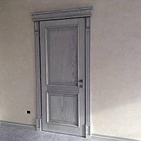 Двери межкомнатные из массива под заказ